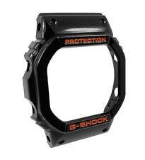 Casio G-Shock Bezel Schwarz Gehäuseteil Lünette für DW-5600CS