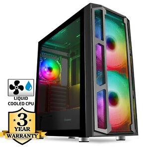 CCL VR Gaming PC 4.8GHz Intel Hexa Core i5-10600K, 32GB RAM, 480GB SSD, RTX 3070