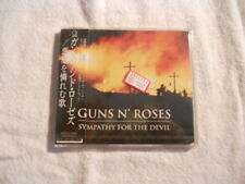 "Guns n' Roses ""Sympathy for the Devil"" 1994 Japan Single MVCG-10001 New Sealed"