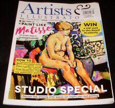 Artists & Illustrators Paint Like Matisse JMW Turner in Twickenham August 2017
