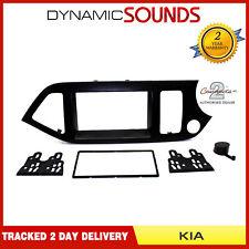 CT23KI30 Car Stereo Double Din Facia Fascia Panel Plate Kit For Kia Picanto 2011
