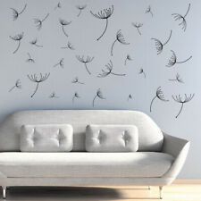 Dandelion Flower Wall Sticker Set WS-44233