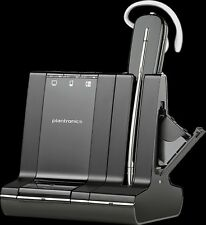 Brand new Plantronics 86507-12 Savi W745/A 3-In-1 Wireless DECT Monaural Headset