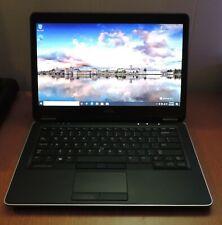 """New listing Dell Latitude 14"""" E7440 i5-4310u 2.6Ghz 8Gb Ram 256Gb Ssd, Win10 Pro, Webcam"""