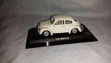 VW Käfer (Beetle),1:43,weiß,Delprado,OVP