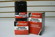 Mercury Verado Oil Filter 35-877769K01 In-line 6 Cylinder Outboard OEM Filter