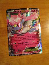 EX DIANCIE EX Pokemon Card PROMO Black Star XY43 Set Ultra Rare X&Y 140 HP TCG