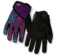 Giro DND JR II Youth/Kids Full Finger Mountain Bike Gloves. Size M