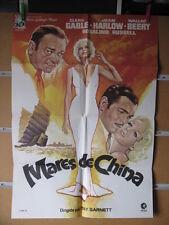 2054     MARES DE CHINA CLARK GABLE JEAN HARLOW WALLACE BEERY