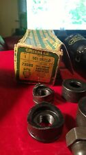 """GREENLEE 735BB Ball Bearing Knockout Punch Set 1/2"""", 3/4"""", 1"""", 1-1/4"""" Pouch"""