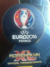 Panini adrenalyn euro 2016 cards. Pick any 20 cards for 99p