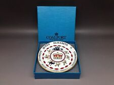 Coalport Trinket Dish Commemorating HM The Queen's Coronation