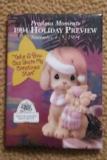 Precious Moments 1994 Holiday Preview November 4-5, 1994 ~ Pin