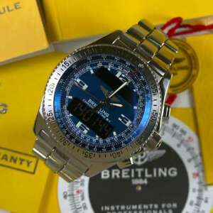 Breitling B1 A78362 - Blue Dial - Part Exchange Available