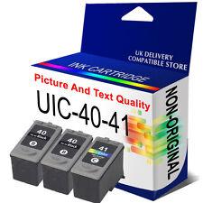 3 Compres Tinta Para Canon Pixma Mp140 Mp210 Mp220 Mp150