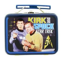 Star Trek: TOS Kirk & Spock Mini Tin Lunch Box