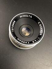MINOLTA E ROKKOR 50mm F4.5 ENLARGER LENS