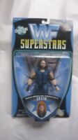 WWF Superstars Crush Action Figure Bone Crunching By Jakks Pacific 1997 NEW t650