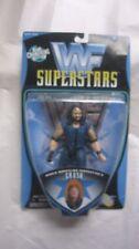WWF Superstars Crush Action Figure Bone Crunching By Jakks Pacific 1997 NEW t650