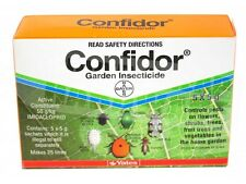 Yates CONFIDOR Garden Insecticide 5 x 5 gms