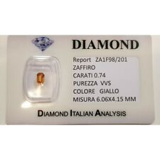 Diamante certificato IGI 0.41 G Si1 in Blister - Rep.345845001