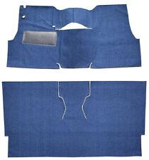 1956 Chevrolet Bel Air 2 Door Sedan Bucket Seats Daytona Replacement Carpet Kit
