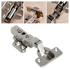 35mm soft close full overlay kitchen cabinet cupboard hydraulic door hinge cups - Soft Close Cabinet Hinges