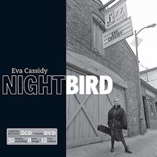 EVA CASSIDY - NIGHTBIRD (LIMITED EDITION 2CD+DVD) 2 CD + DVD NEUF