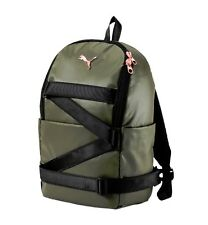 PUMA VELVET ROPE COMBAT BACKPACK - 074821 01 - OLIVE - BRAND NEW