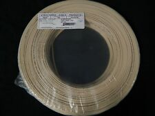 22 GAUGE 2 CONDUCTOR 200 FT BEIGE ALARM WIRE STRANDED COPPER HOME SECURITY CABLE