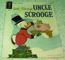 Walt Disney's Uncle Scrooge 41, NM- (9.2) 1963 The Status Seeker! 20% off Guide!