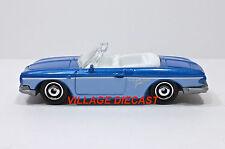 "2015 Matchbox ""Classic Rides"" Volkswagen Karmann Ghia Type 34 TWO-TONE BLUE/MINT"