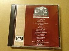 CD / DE PRE HISTORIE 1978