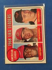 1969 American League ERA Leaders NM-MT