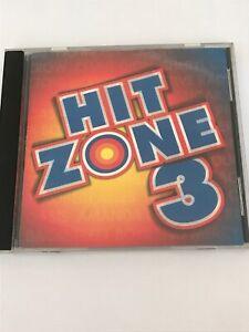 HIT ZONE 3 CD 1997 Sony Music  Various Artist