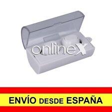 Mini Auriculares Bluetooth 4.1 Manos Libres Caja de Carga Recargable USB  a2789