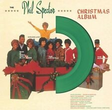 Phil Spector / Various CHRISTMAS ALBUM Holiday Songs MUSIC New Colored Vinyl LP
