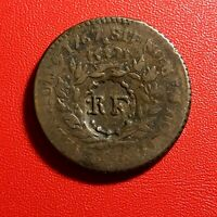 #1625 - RARE - Louis XV Colonie Française Guadeloupe RF 1767 - FACTURE