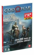 God of War Prima Official Guide Paperback by Barba Rick Owen Michael