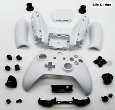 White Controller Cover Case Replacement Full Housing Shell For Xbox One S 1708
