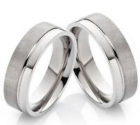 Eheringe Verlobungsringe Trauringe Partnerringe aus Titan Ringe Gravur HT112