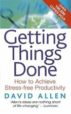 Getting Things Done: How to Achieve Stress-free Productivity,David Allen