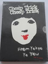 Cheap Trick - From Tokyo To You + Special One (DVD+CD) Brand New, Sealed