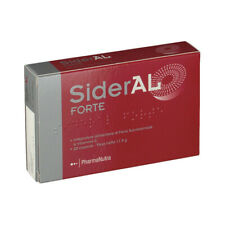 Sideral Strong 20 Capsules Supplement with Iron for Anemia Fatigue Asthenia