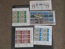 Israel, Plate Blocks & Mini Sheets, MNH