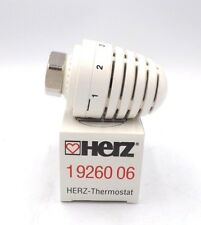 HERZ THERMOSTATIC RADIATOR HEAD 1926006 VAT INCLUDED FREE POSTAGE