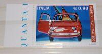 ITALIA REPUBBLICA 2007 MADE IN ITALY VARIETA' COLORI FUORI REGISTRO MNH**(C.8)