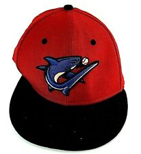 Clearwater Threshers Minor League Baseball Snapback Hat Cap New Era Embroidered