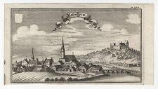 Rosenheim. - cuivre clés de A. w. ERTL, 1687-1690