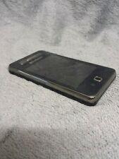 Samsung F480 Handy Gehäuse schwarz #2 C vintage phone case cover housing black